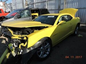 Automatic Transmission 6 Speed Ls Opt Myb Fits 15 Camaro 884625