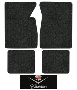 1961 1964 Cadillac Series 60 Fleetwood Floor Mats 4pc Cutpile