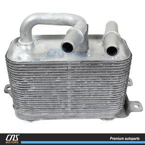 Auto Transmission Oil Cooler For 2006 10 Bmw 525 528 530 550 650 17117534896