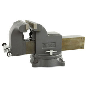 Jet 63304 Ws8 8 In Jaw Shop Vise 8 In Jaw Width 8 In Jaw Opening New