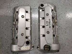 03 04 Cobra Mustang Ford Racing 2003 2004 Valve Covers 1999 2001 Oem 04 Mach 1