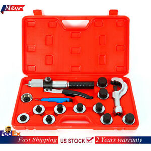 Usus 11 Lever Hydraulic Tube Expander Tubing Expanding Swaging Tool Redbox Ups