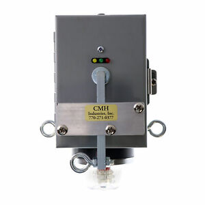 Cmh Industries 1660 Qas Series Andon Call Switch Right Pull 3 pin