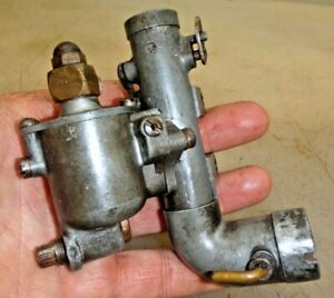 Carburetor For Briggs And Stratton A H Or T Old Gas Engine Carb
