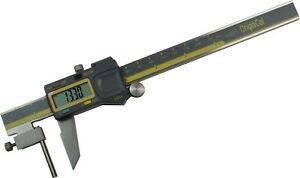 Igaging 100 700 36 Digital Pipe tube Thickness Caliper Absolute Inch mm fractio