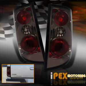 New For Honda 05 10 Ridgeline Tail Lights Brake Stop Rear Lamp Altezza Smoke