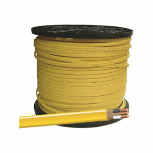 Romex Southwire Wire 1000 Ft 12 2 Nmw g Wire In Yellow