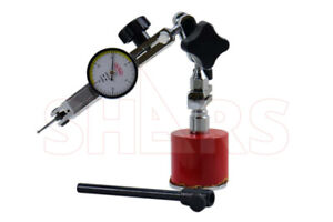 Shars Mini Universal Magnetic Indicator Holder 0005 Dial Test Indicator New