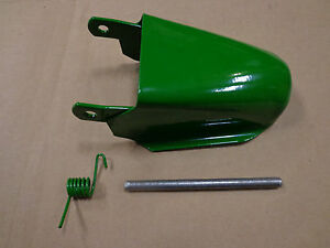 John Deere A B G 50 60 70 Pto Flipper Shield Guard With Spring New