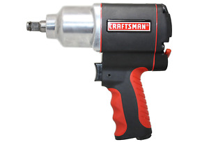 Craftsman 1 2 Air Impact Wrench High Torque Pistol Grip Tool