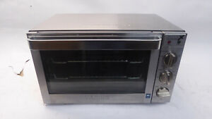 Waring Wco500x Electric Countertop 1 2 Size Commercial Convection Oven