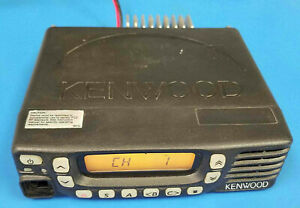 Kenwood Tk 8360huk 50w 450 512mhz 256ch Two Way Mobile Radio Uhf tech Special