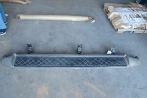 05 09 2008 Nissan Armada Right Passenger Side Pipe Running Board Step Oem X10101