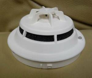 Siemens Hfp 11 Smoke Heat Detector Fire Alarm 500 033290 Addressable