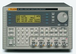 Fluke 282 u 115v Function Generators Channels 2 Frequency Maximum 16 Mhz