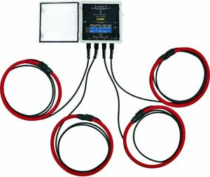 Aemc Al834 2126 14 Simple Logger Ii Four Channel Trms Current Data Logger