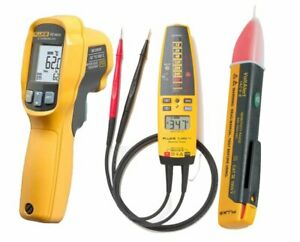Fluke Fl62max t pro 1ac Voltage And Continuity Testers