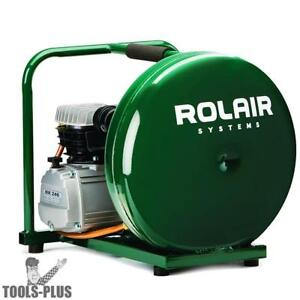 Rolair D2002hpv5 2hp 4 5 Gal Single Stage Air Compressor Ob
