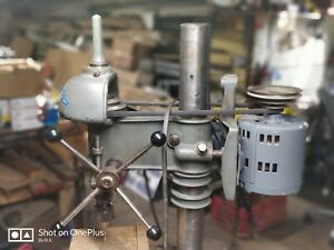 Walker Turner Rare Drill Press For Wood And Metal