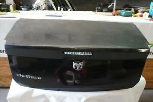 2010 Dodge Charger Trunk Lid X9647
