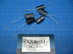 Sc Gha Series Axial Electrolytic Capacitors 250v 22uf 5 Pieces