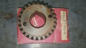 Nos 1939 1954 Studebaker Crankshaft Timing Hear Champ 6 Cyl 194324
