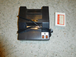Business Carrd Laminating Machine Model Tm4pl With Partial Box Of Pouches