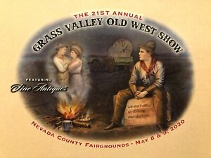 Grass Valley Old West Show 2 Off General Admission Coupon