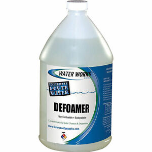 Kleentec Spray Cabinet Defoamer For Parts Washers 1 Gal Kt710