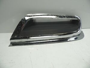 Oem 56 61 Studebaker Hawk Front Driver s Side Lower Grille Surround scoop