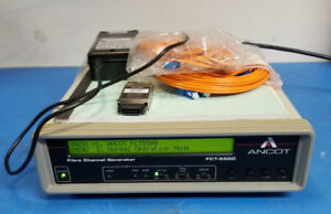Ancot Fct 5500 Fibre Channel Generator tester