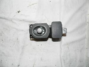 Oem 2000 Chevy Monte Carlo Dashboard Head Light Switch Dimmer Control Interior