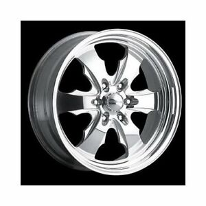 Center Line Wheels Sundance Series Dagger Ii Polished Wheel 18 x8 6x5 5 Bc