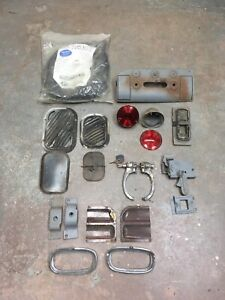 1955 1959 Chevy Truck Parts Micellaneous