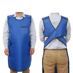 35 4 23 6 0 35mmpb X ray Protection Apron And Lead Vest Cover Shield Blue