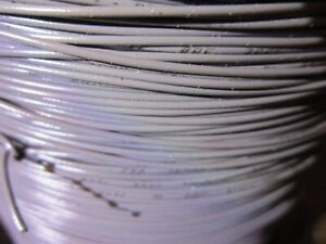 24 Awg Stranded Copper Wire Insulated 4000 Feet For Winding Tesla Coil 396