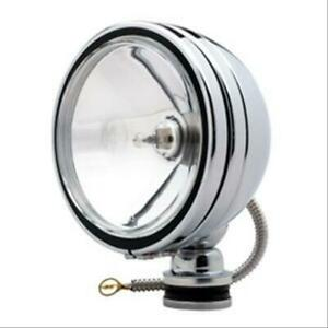 Kc Hilites Daylighter Each 100w Round 6 Dia Clear Lens 1237