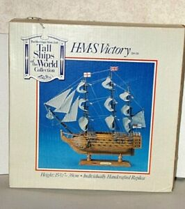 Hms Victory Heritage Mint New In Box