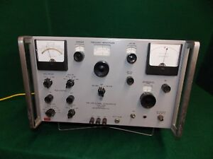 Hp Hewlett Packard Boonton Radio Co Fm am Signal Generator Type 202h 54 216 Mc