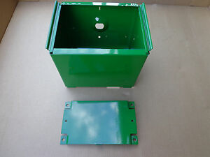 John Deere B R 80 Correct Battery Box With Light Hole And Base