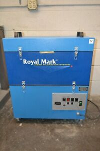 Royal Mark Laser Fume Extractor dust Collector price Reduced