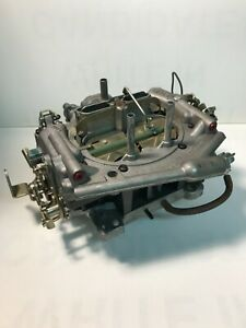 Carter Thermo Quad 9127 1977 Mopar Chrysler Dodge Plymouth 440 Carburetor