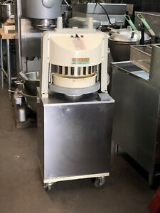 Dough Divider 36 Pieces Bakery Equipment Automatic Cutting