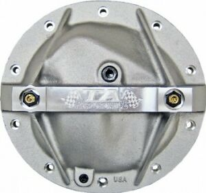 Gm 8 5 8 6 Chevy 10 Bolt Ta Performance Aluminum Cover Girdle Low Profile 1807a