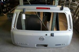 2008 Nissan Armada Rear Tailgate Lift Gate X10080
