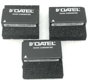Datel Unr 3 3 8 d5 Dc dc Converter Component New Old Stock Nos Unused