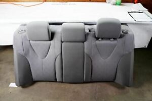 2011 Toyota Camry Rear Seat Upper Top Cushion X11068