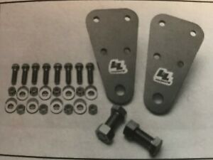 L L Ladder Bar Mounting Kits For Full Size Ford Truck Roncos