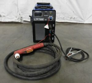 G157171 Lotos Ltp7000 Plasma Cutter W p 80 Torch Parts repair