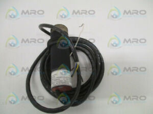 Migatron Rps 401 40 Ultrasonic Sensor used